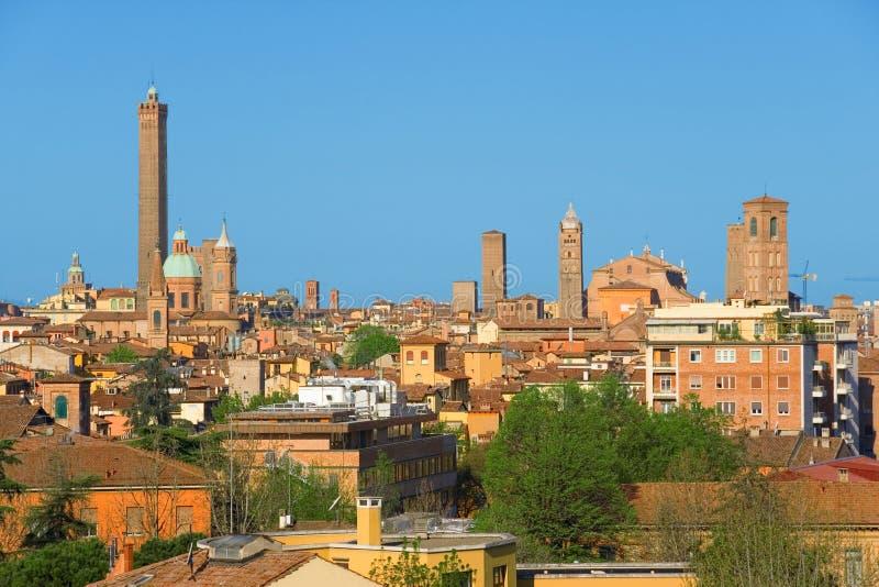 Bolonia foto de archivo