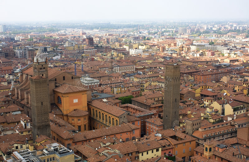 Bolonia fotografía de archivo libre de regalías