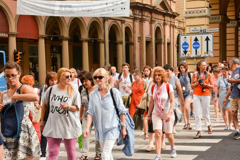 Bolonia Italia fotos de archivo libres de regalías