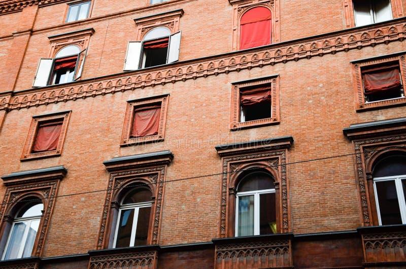 Bolonia Italia foto de archivo libre de regalías