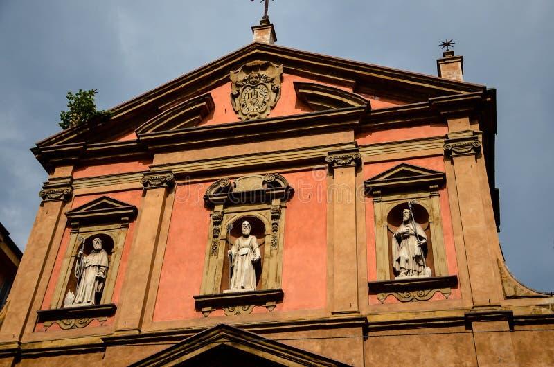 Bolonia Italia imagen de archivo libre de regalías