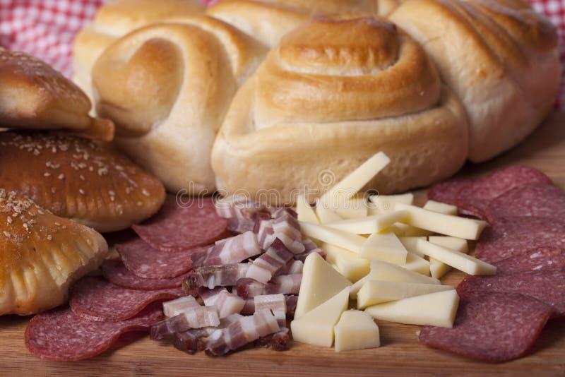 Download Bolos Caseiros Para O Café Da Manhã Imagem de Stock - Imagem de fruta, homemade: 80103037