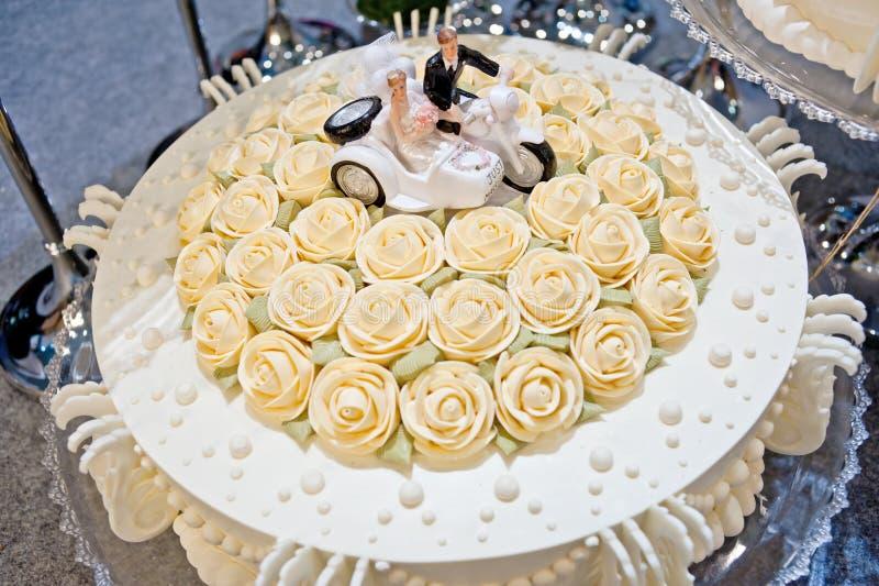 Bolos de aniversário, projeto das pastelarias imagens de stock royalty free
