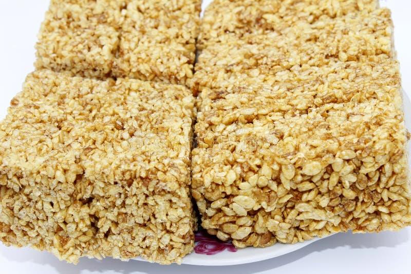 Bolos de arroz vietnamianos doce e perfumado imagens de stock