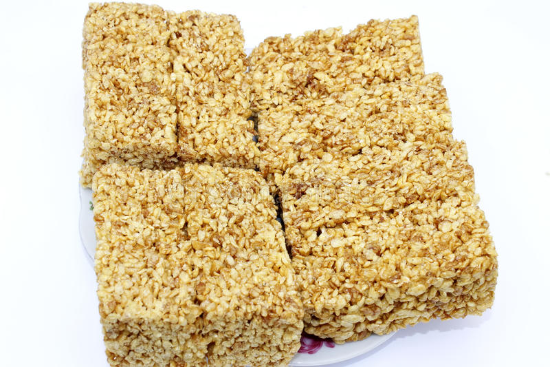 Bolos de arroz vietnamianos doce e perfumado imagem de stock