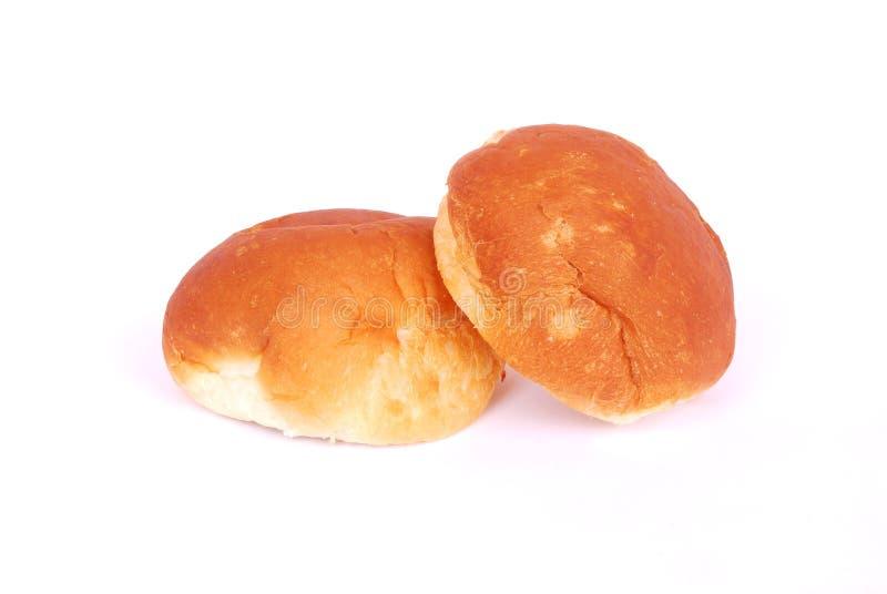 Bolos do pão foto de stock