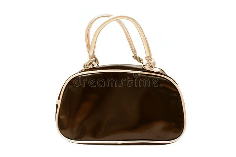 Download Bolsa da mulher imagem de stock. Imagem de proteja, pertences - 114741