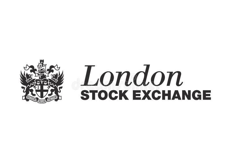 Bolsa de acción de Londres Logo Vector libre illustration