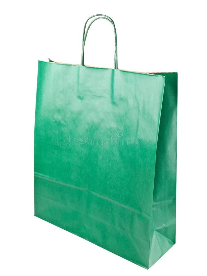 Bolsa de papel que hace compras imágenes de archivo libres de regalías