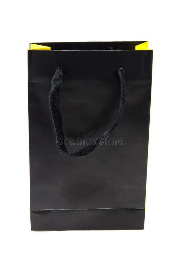 bolsa de papel shoping fotografía de archivo libre de regalías