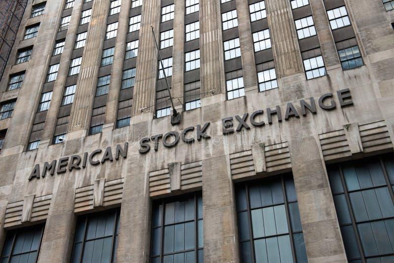 A bolsa de valores americana, investe, investindo foto de stock