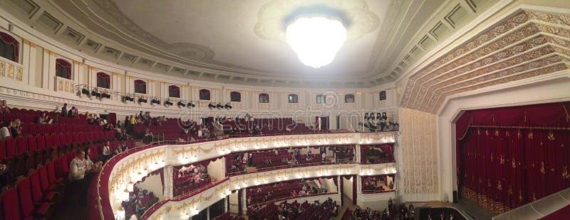 Bolshoi剧院 库存照片
