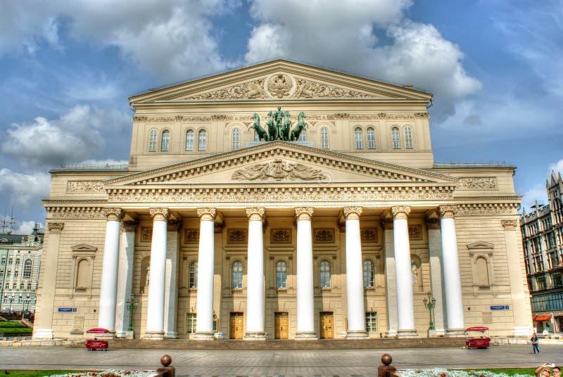 Bolshoi Theatre fotografering för bildbyråer