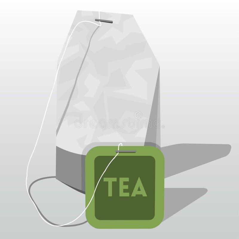 Bolsita de té del vector libre illustration