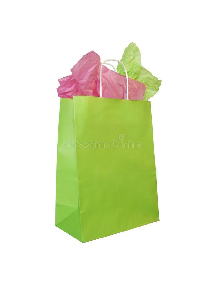 Bolso de compras fotografía de archivo libre de regalías
