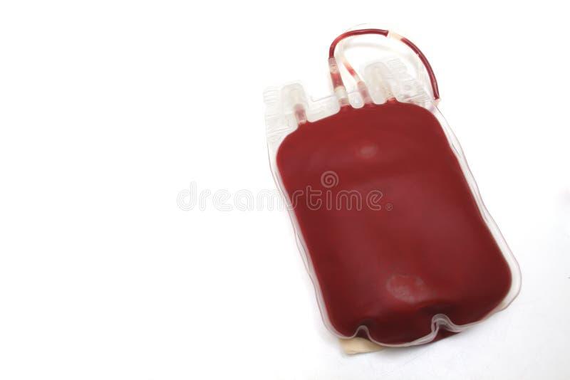 Bolso de la sangre foto de archivo libre de regalías