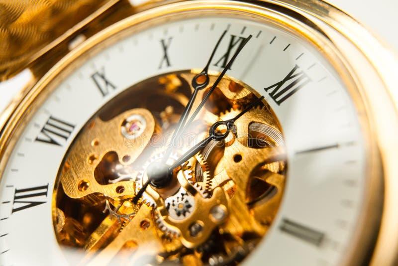 Bolso de relógio fotografia de stock