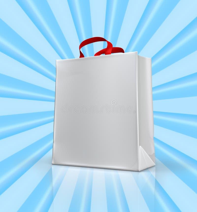 Bolso de Shoping fotografía de archivo libre de regalías
