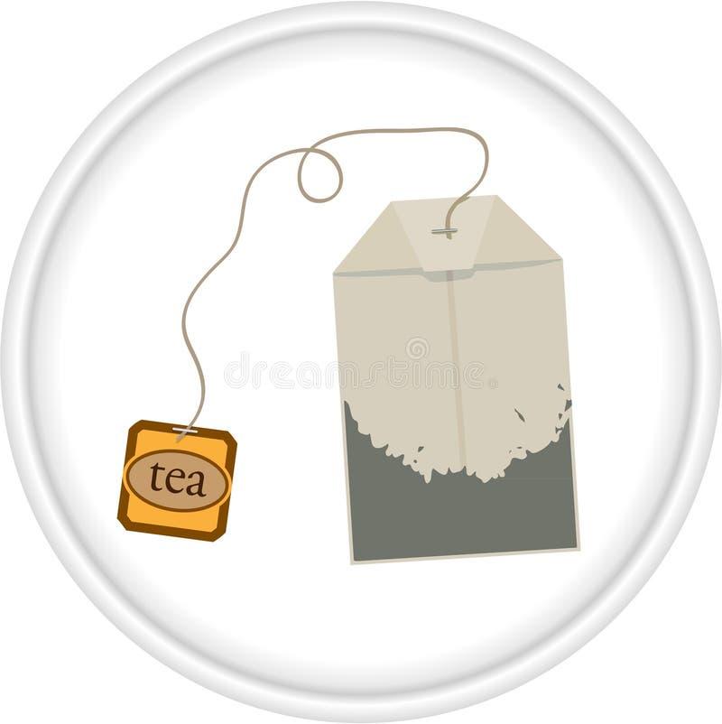 Bolso de té libre illustration