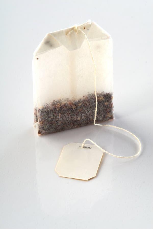 Bolso de té fotos de archivo libres de regalías