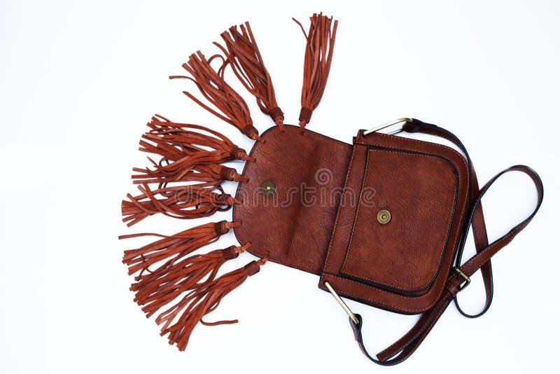 Bolso femenino foto de archivo libre de regalías