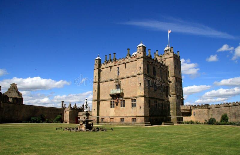 Bolsover Castle royalty free stock photography