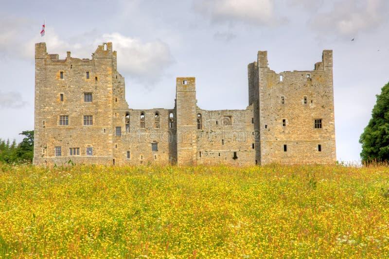 Bolton Castle stock photo