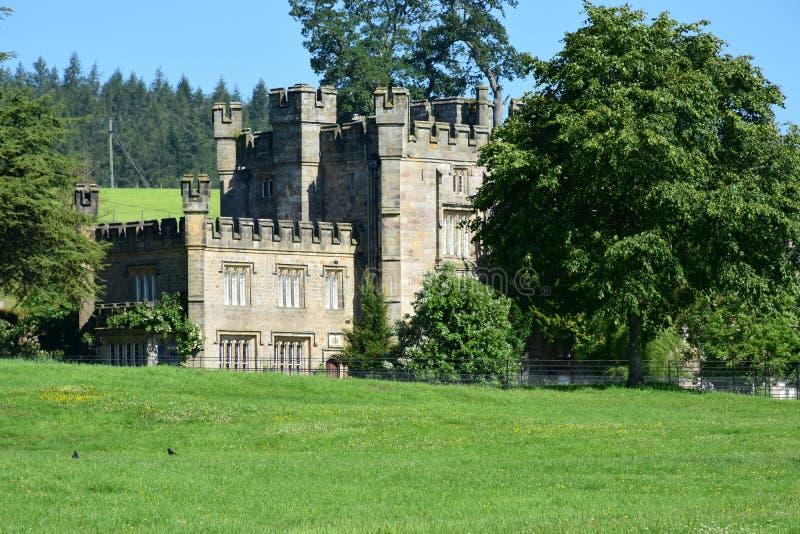 Bolton Hall, Bolton opactwo, Wharfedale, North Yorkshire, Anglia obraz royalty free