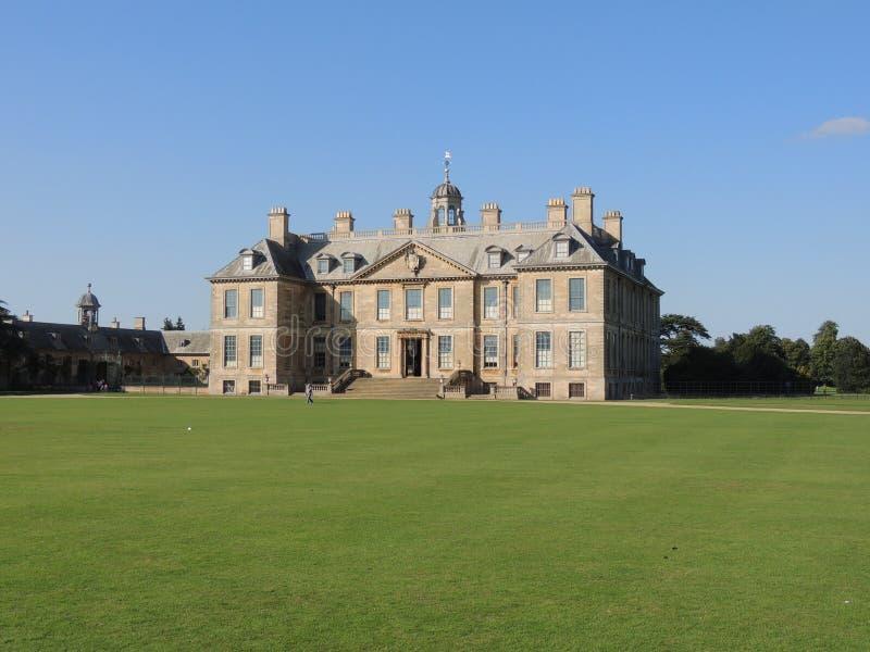 Bolton hus Grantham royaltyfri bild