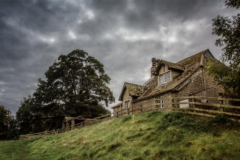 Bolton opactwo w Yorkshire, Anglia fotografia royalty free
