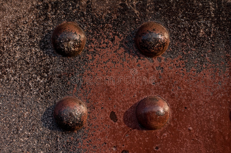 Download Bolts stock photo. Image of detail, metal, outdoor, rust - 8287346