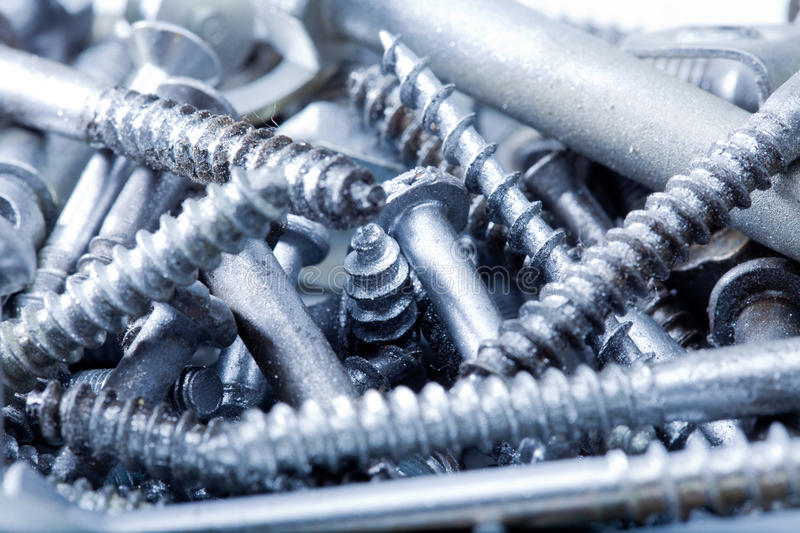Download Bolts, Screws, Nuts Stock Images - Image: 14570714
