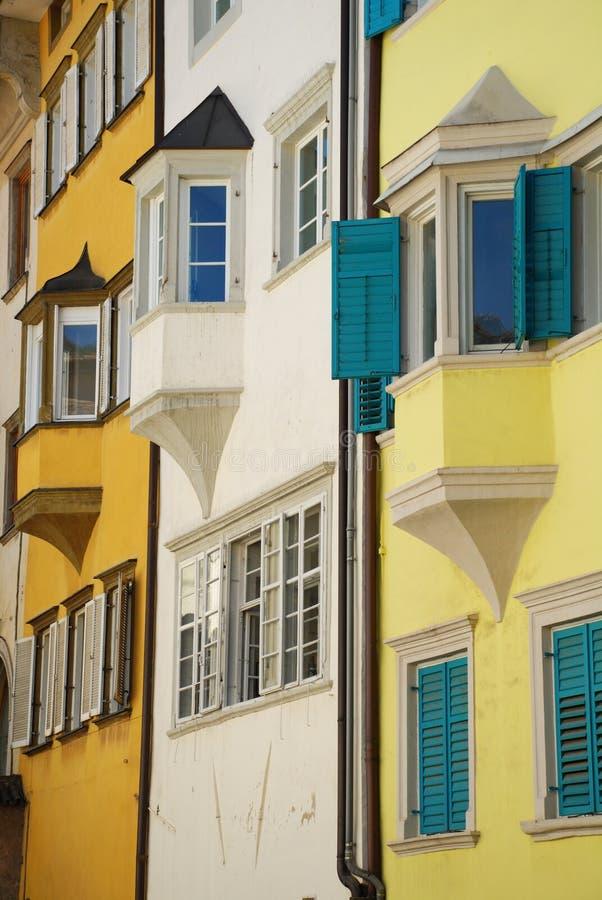 Bolzano Bozen Italy foto de stock