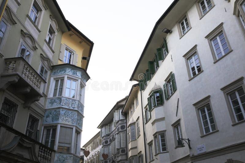 Bolzano stock foto