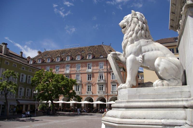 Bolzano, Italia fotografie stock libere da diritti