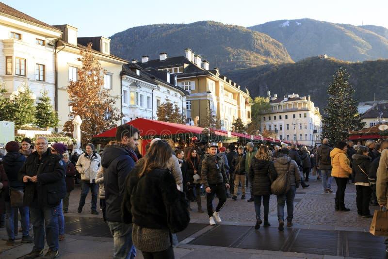 Bolzano royalty-vrije stock foto