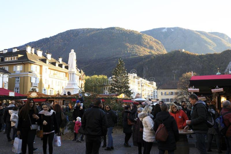 Bolzano royalty-vrije stock fotografie