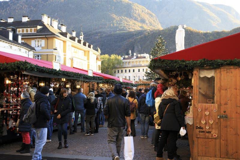 Bolzano stock afbeeldingen