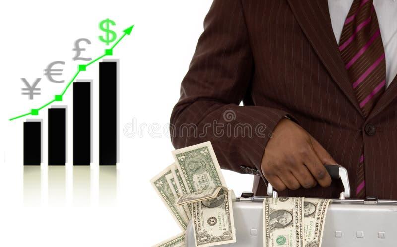 Bom dólar imagem de stock