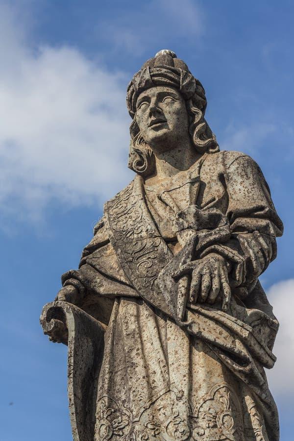 Bom Jesus de Matosinhos Shrine - Congonhas - Brasil foto de stock royalty free