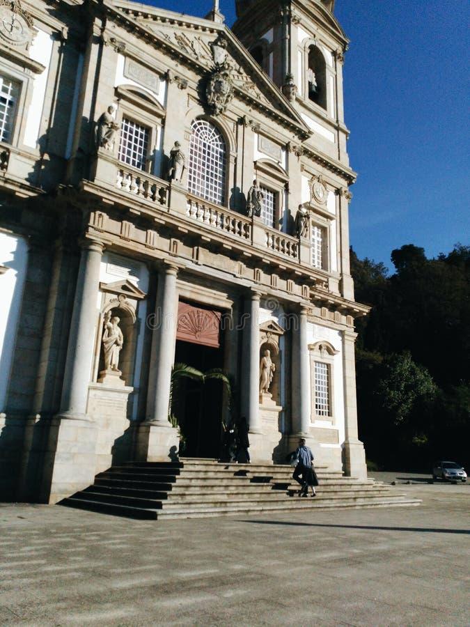 Bom Jesus Portugal royalty-vrije stock foto