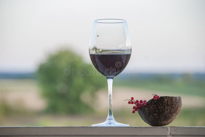 Bom vinho fotografia de stock