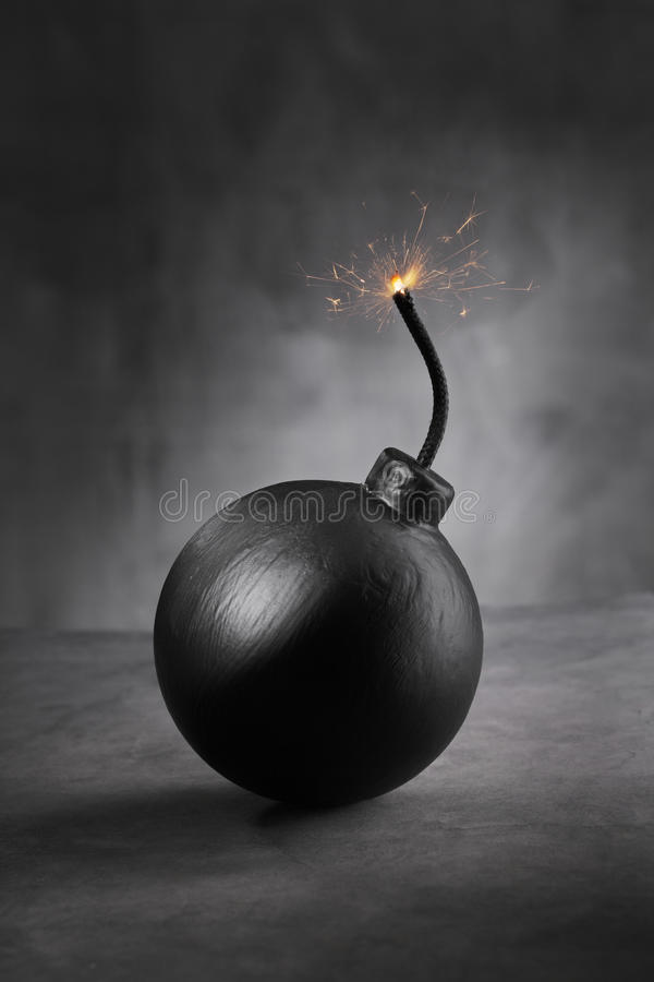 Free Bomb Royalty Free Stock Images - 23612009
