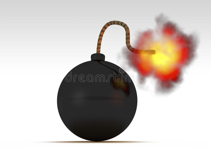Download Bomb Stock Photos - Image: 24577583