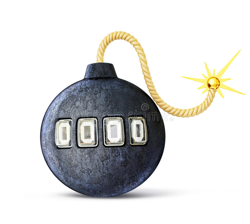 Download Bomb Stock Image - Image: 25929821