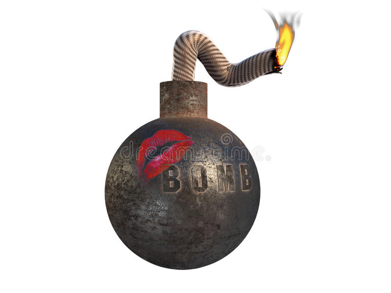 Bomba imagenes de archivo