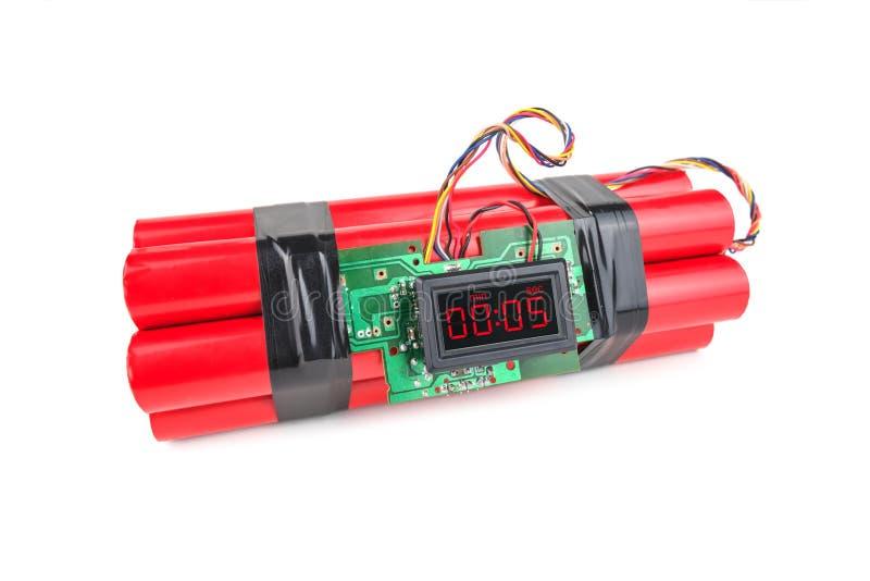 Bomba fotografia de stock