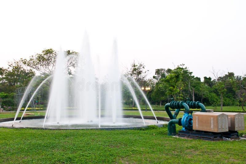 Download Bomba de água imagem de stock. Imagem de produto, verde - 29829865