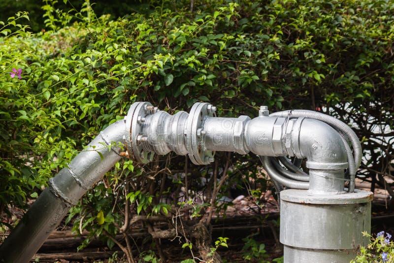 Bomba de agua fotografía de archivo libre de regalías