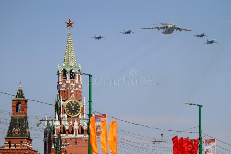 Bombardeiros supersónicos estratégicos fotos de stock